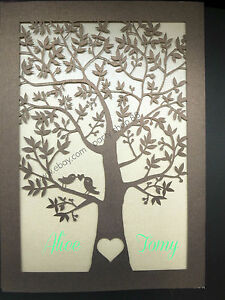 Laser Cut Tree Wedding Invitations can inspire you to create best invitation template