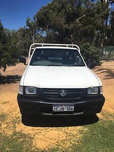 2002 Holden Rodeo Ute Pingelly Pingelly Area Preview