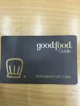 Good food guide gift voucher $50 - for only $35 CHEAP! Maitland Maitland Area Preview