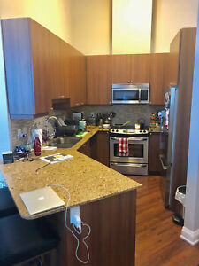 2 BED   2 BATH LARGE BRAND NEW CONDO FOR RENT @ ETOBICOKE