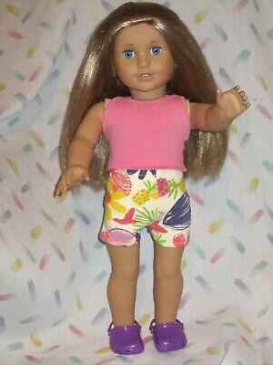 "American Girl 18"" doll -McKenna"