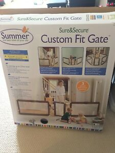 Fit gate for baby