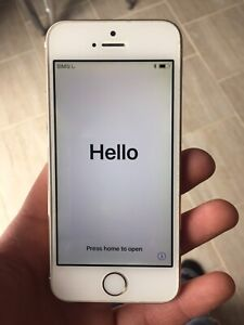 iPhone 5s rose gold $80