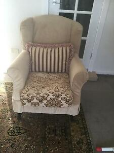 Moving sale- Wing Back Armchair Longueville Lane Cove Area Preview