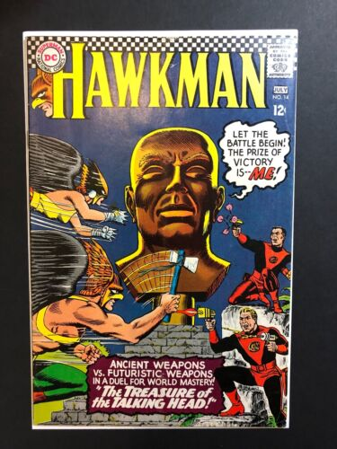 Hawkman #14 VF- 1966 Marvel Comics