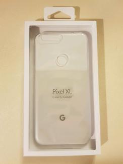 Google Pixel XL clear case