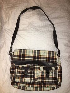 Book bag with padded laptop spot