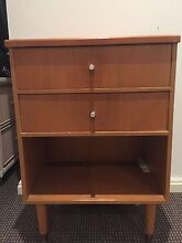Bedside table with 2 drawers Waterloo Inner Sydney Preview