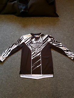 Motocross riding gear - pants and jersey