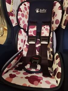Baby weavers car seat