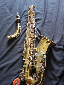 Used Saxophone Capalaba Brisbane South East Preview
