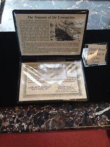 1642 SILVER COIN