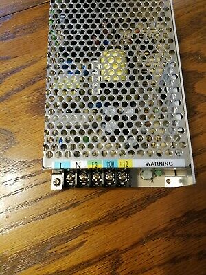 Meanwell Power Supply S-60-12 Smps 12v 5a 60w. Part 209077