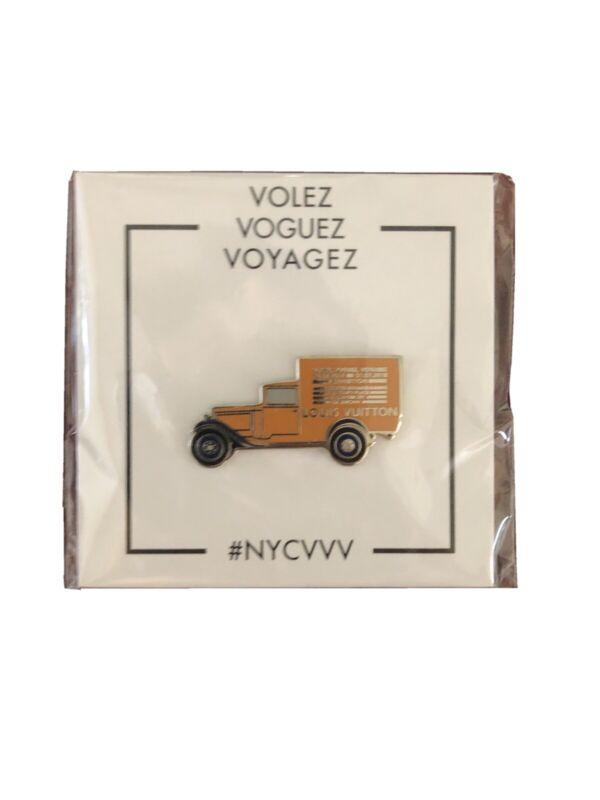 Louis Vuitton Volez Voguez Voyagez Pin