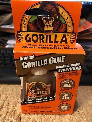 Gorilla Original Gorilla Glue---- 2 Oz.-------new