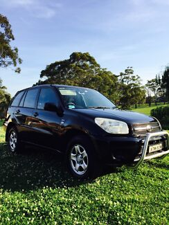 2005 Toyota RAV4, 126700km Good Condition for Sale!!! Rhodes Canada Bay Area Preview