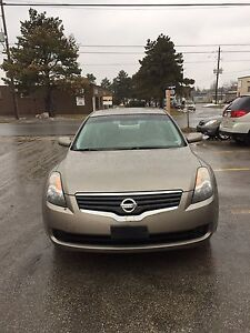 2007 NISSAN ALTIMA 2.5L  SL FULLY LOADED !