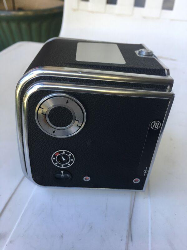 Hasselblad 70mm Roll Film Back