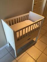 Wooden Baby Cradle Stirling Stirling Area Preview