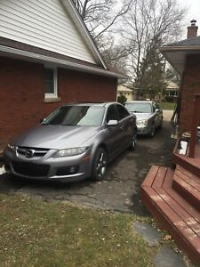 Mazdaspeed 6 parts car