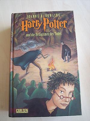 Harry Potter und die Heiligtümer des Todes von Joanne K. Rowling (2007,...