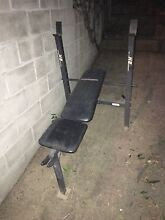 Free bench press Kelvin Grove Brisbane North West Preview