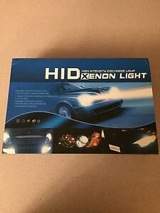 H7 HID conversion kit