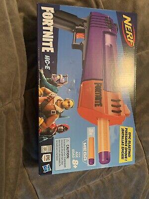 NERF E7510 Fortnite HC-E Mega Dart Blaster Gun