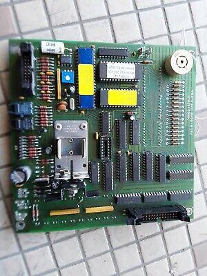 Unimac F370534-10p Washer Computer We6