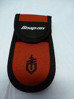 Snap-on Multi Tool Knife Sheath 6 14 X 3 18 Nylon With Belt Strap New