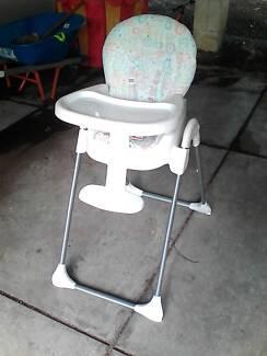 High Chair Kalamunda Kalamunda Area Preview