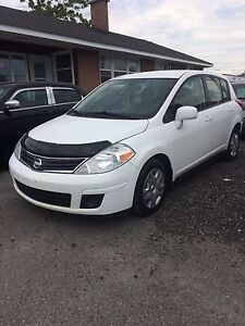 2010 Nissan Versa Safety+E-test included