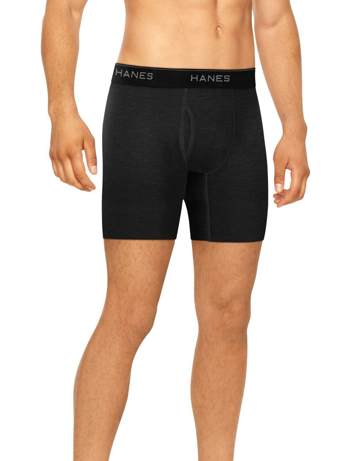 Hanes Men's Boxer Brief 3 pair Clothing, Shoes & Accessories