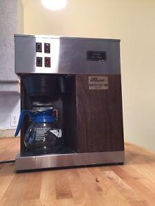 Machine à café bunn pour-omatic modèle VPR