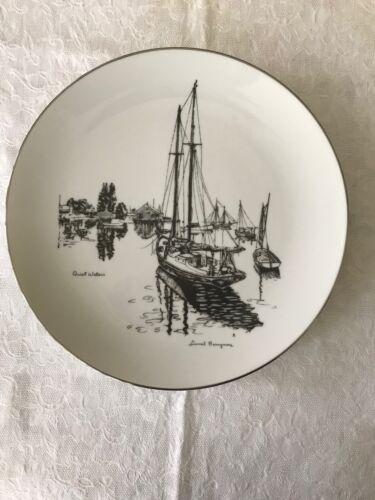 COLLECTOR PLATE LIONEL BARRYMORE