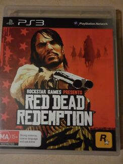 Red Dead Redemption PS3
