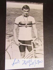 Autogrammkarte-Foto-Lutz Heßlich-DDR Radsport