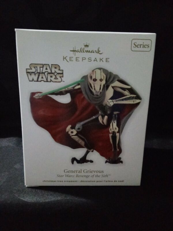 2012 Hallmark Keepsake *Star Wars*: Revenge of the Sith General Grievous
