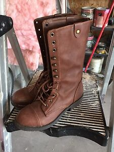 Madden Girl brown casual boots