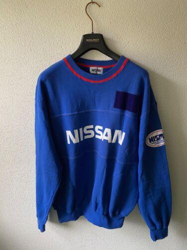 Nismo Old Logo Le Mans Sweater Rare Vintage Skyline GTR R32 R33 R34 JDM Jacket