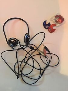 Used Headset and mic for computer