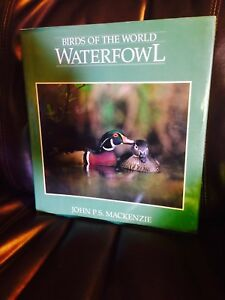 Birds of The World Waterfowl Book
