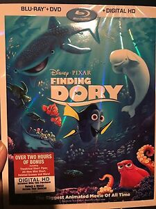 Disney Movies-Unopened