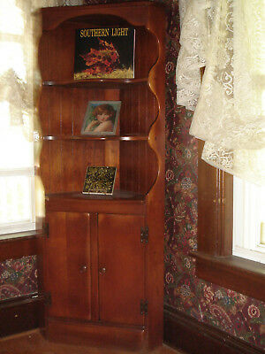 Cushman  Corner Cabinet   Athol, MA