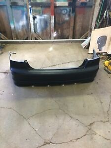 2001-2005 civic rear bumper