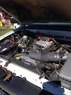 1998 Holden Rodeo Other Paterson Dungog Area Preview