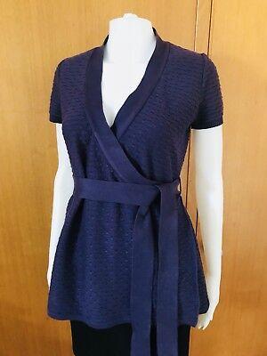 Топы и блузки Topshop Maternity-Wrap Knit