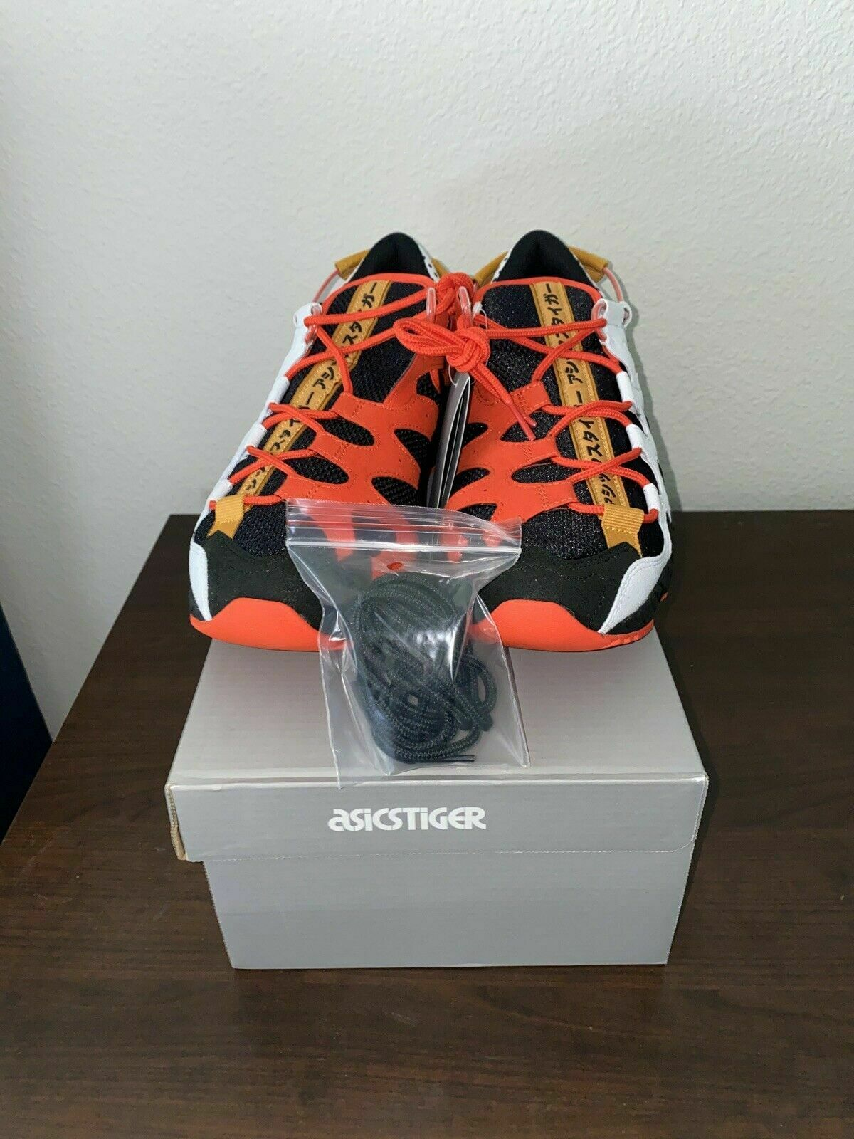 ASICS Tiger Men's GEL-Mai Shoes 1191A198 Men's Size 10.5 Ora