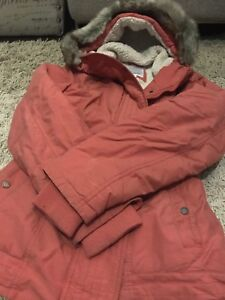 Bench pink winter coat size small