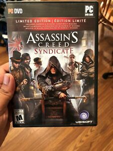Pc game assasins creed syndicate